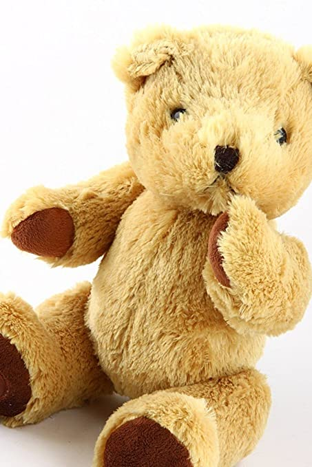 Manchester United Fc Man Utd George Bear Soft Teddy Cuddly Toy Gift Official