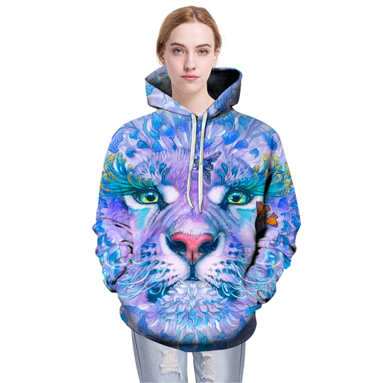 Flower Tiger Butterfly,3D Hoodies Printed Sweatshrit Men Women Quality Hot Pullover Fashion Tracksuit Male Coats 6XL Outwear