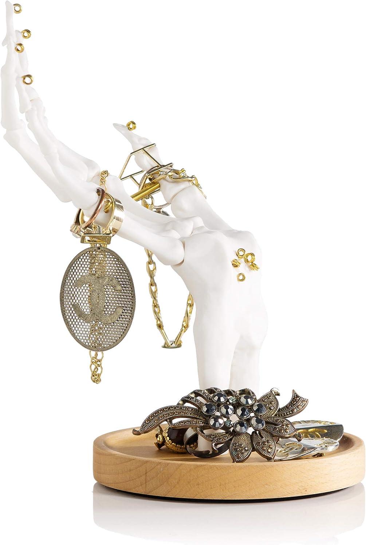 SUCK UK Bo/îte /à bijoux cr/âne doiseau