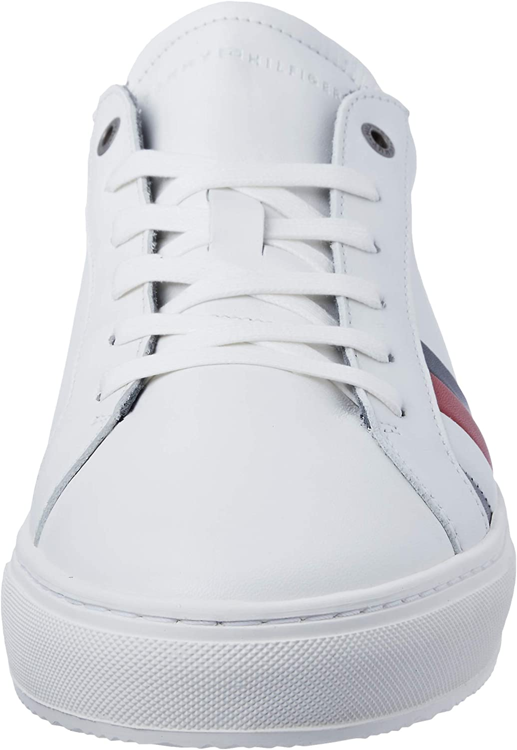 Tommy Hilfiger Signature Stripe Leather Shoes