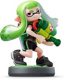 Nintendo Inkling Girl (Alt Color) amiibo - Nintendo Wii U