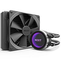 NZXT Kraken X42 All-in-One 140mm CPU Liquid Cooling System, Black (RL-KRX42-02)