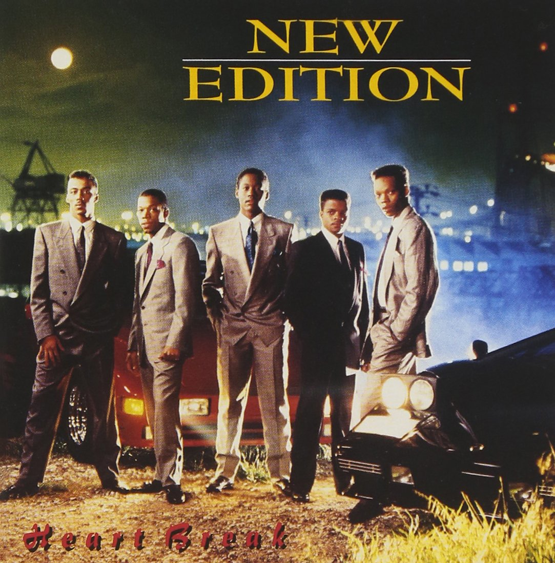 Review: New Edition – Heart Break