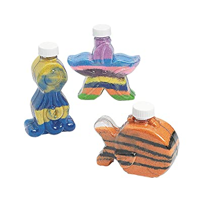 Under The Sea! Art Bottles- 1 Dz - Crafts for Kids and Fun Home Activities: Toys & Games