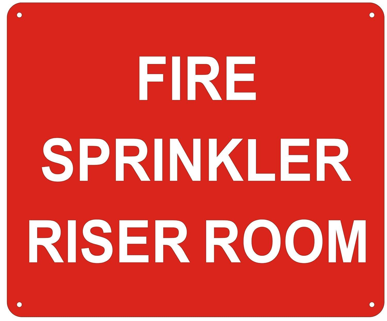 Amazon.com: Fire sprinkler Riser habitación – rojo ...
