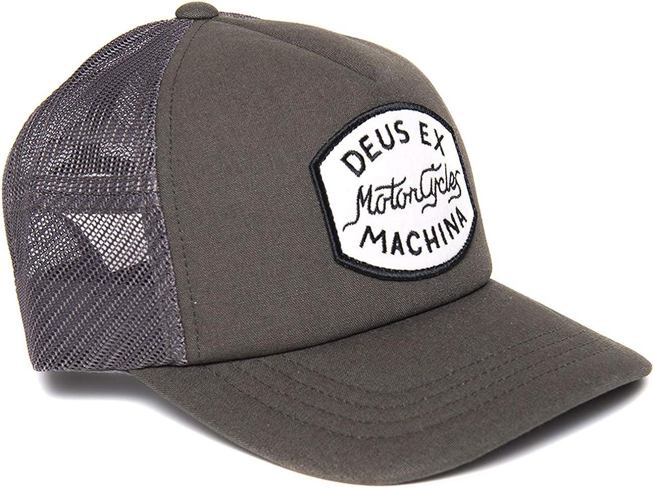Deus Vrod Trucker Cap - Clay: Amazon.es: Ropa y accesorios