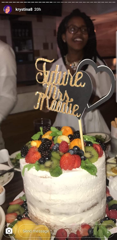 Bachelorette Cake Topper Personalized Future Mrs Cake Topper Bridal Shower Cake Topper ANY NAME She Said Yes Topper Bride to Be Topper