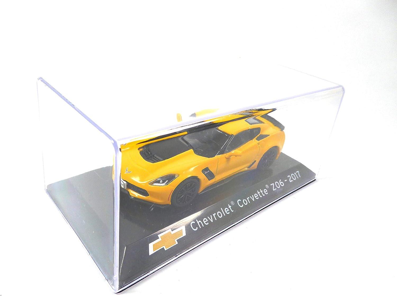 OPO 10 Voiture 1//43 Collection Supercars Compatible avec Chevrolet Corvette Z06 2017 S53