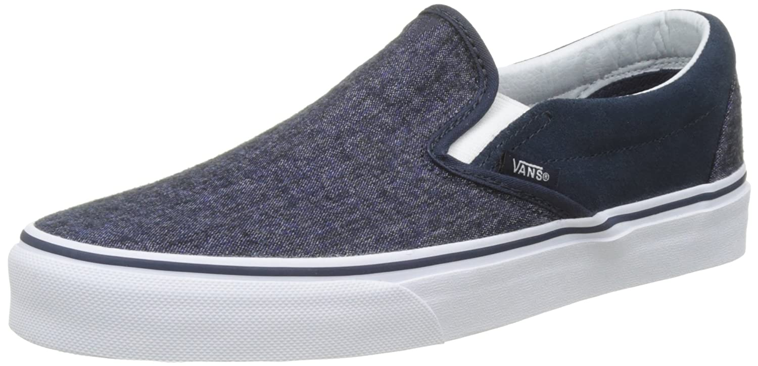 Vans ユニセックスアダルト B01N9GW8ZF 10.5 B(M) US Women / 9 D(M) US Men ブルー(Dress Blue)