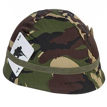 Niños gorra de camuflaje del ejército - militar para niños Juegos de Rol -  gorra de béisbol Camo KAS f31122a11ac