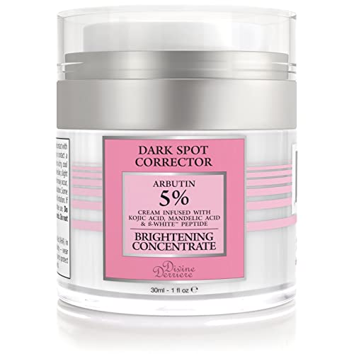 Dark Spot Corrector Remover For Face & Melasma Treatment Fade Cream -  Compare to Hydroquinone Cream