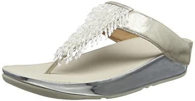 Femme Fitflop Ouvert Toe Rumba Thong SandalsBout 9H2IYWED