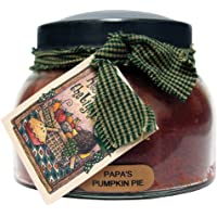 A Cheerful Giver Papa's Pumpkin Pie 22 oz. Mama Jar Candle