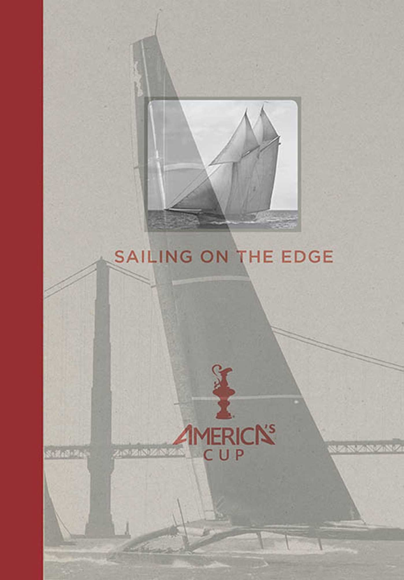 Read Online Sailing on the Edge: America's Cup ebook