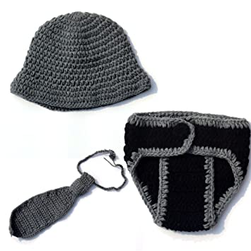 gentalman 3pcs Sombrero + corbata + pantalones Fashion hecho a ...