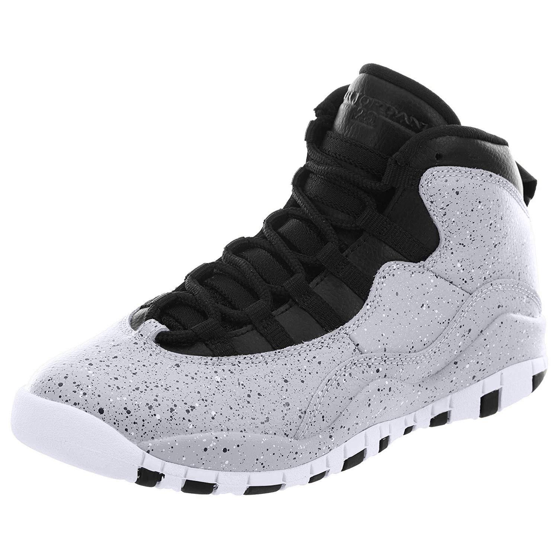 Nike Air Jordan 10 Cement Mens