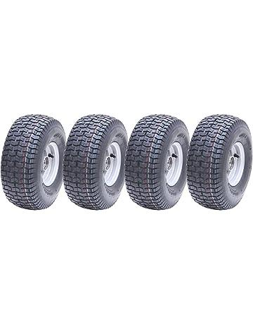 4-15x6.00-6 neumático de Hierba en el Carrito del Borde de