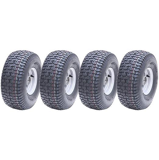 4-15x6.00-6 neumático de Hierba en el Carrito del Borde de la ...