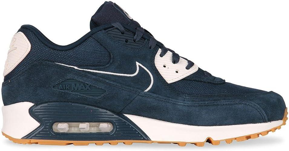 NIKE Men's sneaker shoes air max 90 premium 700155 47.5