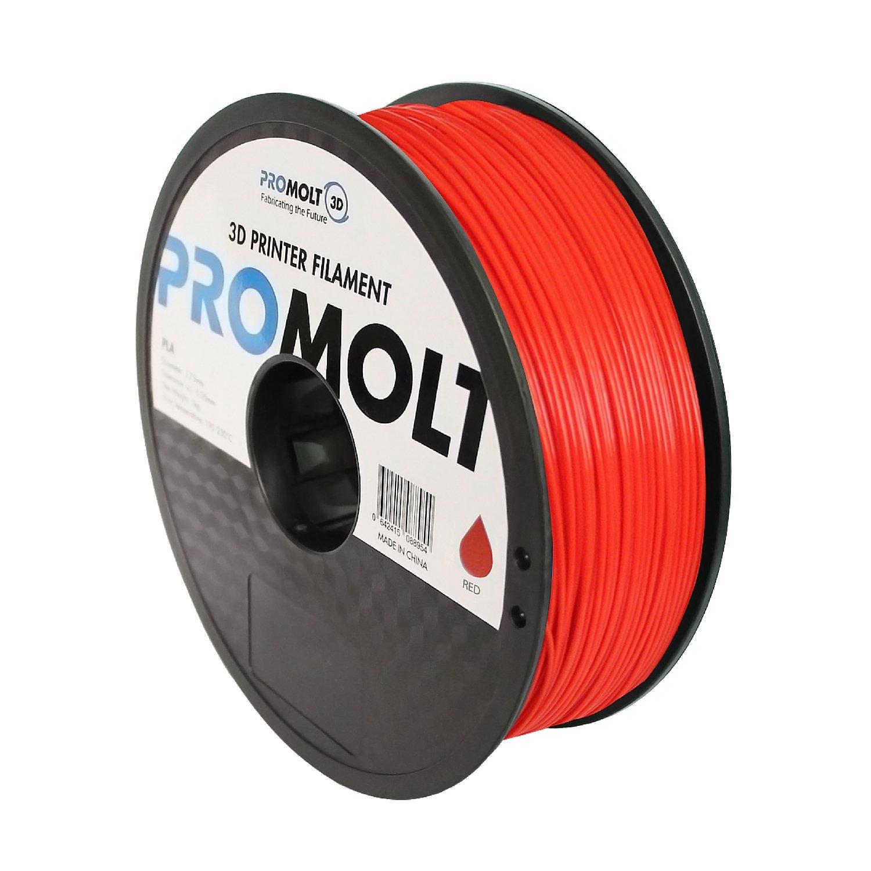 Profesional Negro/Blanco/Azul/Rojo 1,75 mm PLA 3d impresora ...