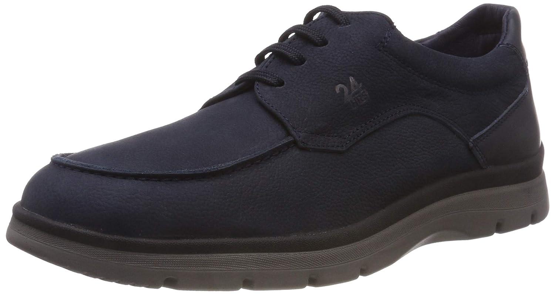 24 HORAS 10489, Zapatos de Cordones Oxford para Hombre