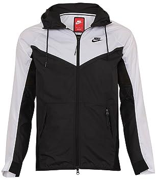 ba937e750ea5 Nike Tech Hypermesh Windrunner Mens Hooded Jacket Size M