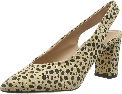 cheetah open toe heels