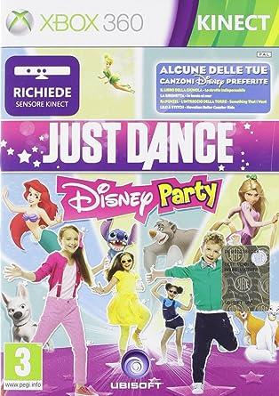 Ubisoft Just Dance - Juego (Xbox 360, Xbox 360, Dance, RP ...