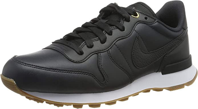 Nike Internationalist Sneakers Damen Schwarz (Off Noir)
