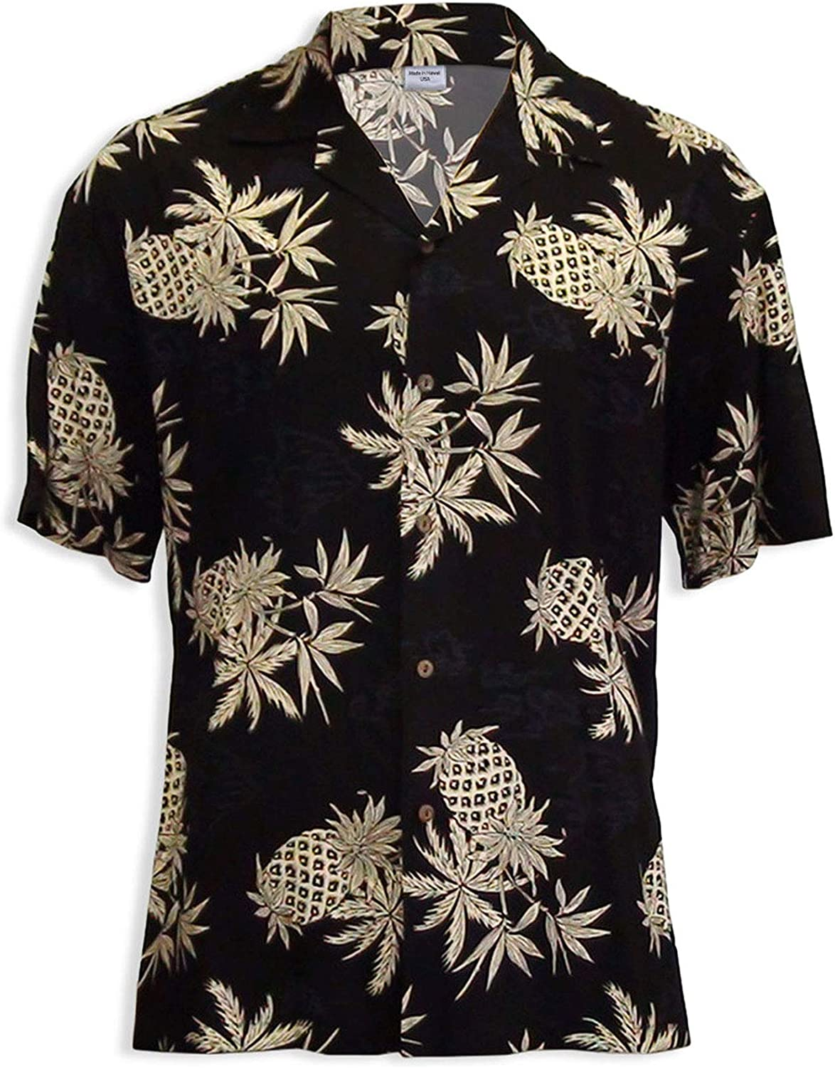 Hawaiian Shirts for Men in Rayon - Made in Hawaii - Lots of Desings and Colors