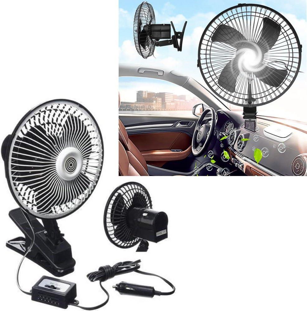 Amazon.es: Roadster Ventilador de salpicadero de 12 V para Barco ...