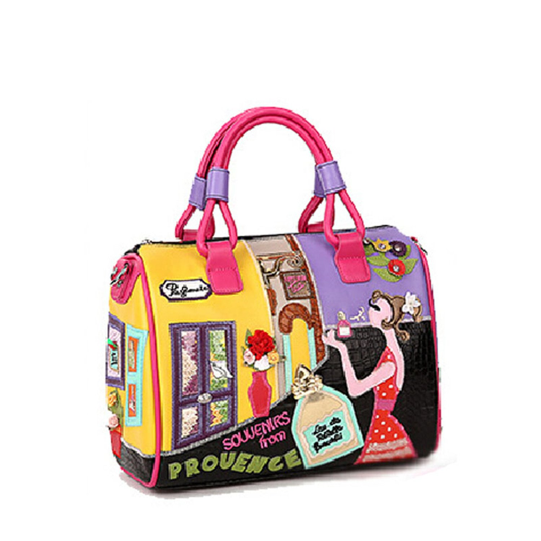 Shining4U Women handbag Shoulder Bag tote Handbag sac a main ...