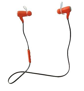 Deporte auriculares Bluetooth – BLUETTEK® V4.0 Mini estéreo inalámbricos Jogger auriculares in-