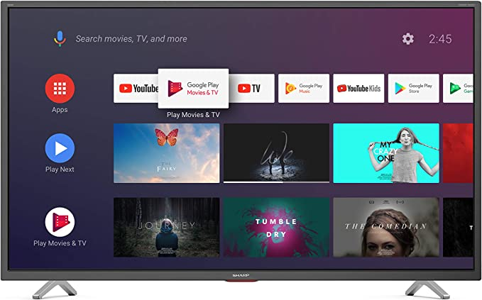 Sharp 40BL5EA - TV Android 40