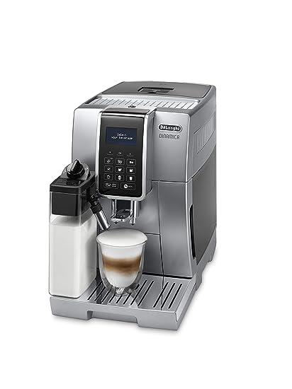 DeLonghi ECAM 350.75.S Cafetera (Independiente, Máquina de café en cápsulas, 1