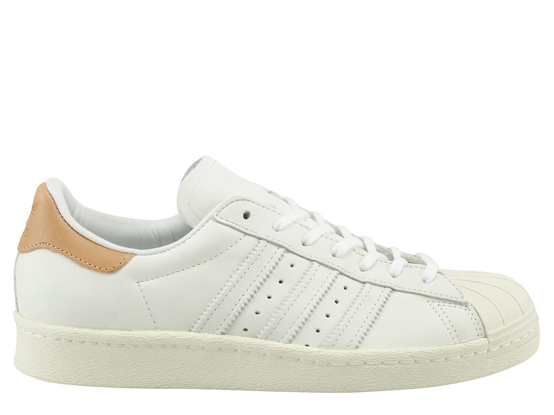 Adidas Adidas Adidas Superstar 80 S Damen Sneaker Weiß Weiß 0c7a34