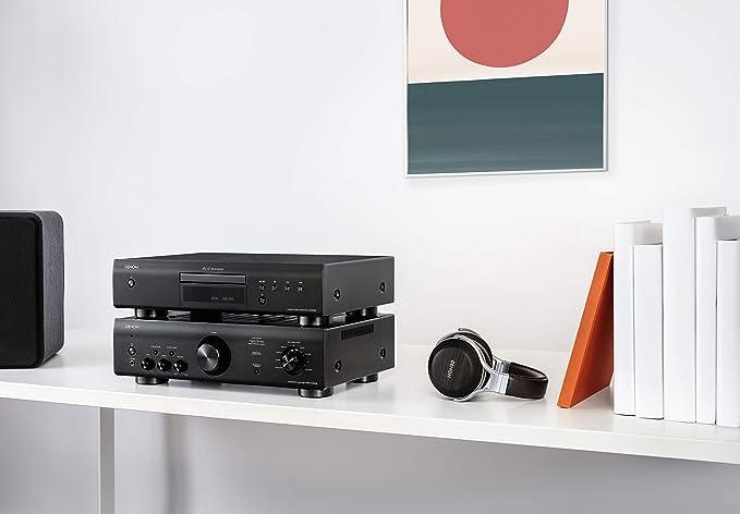 Denon PMA-600NE Amplificador estéreo Integrado | Conectividad ...