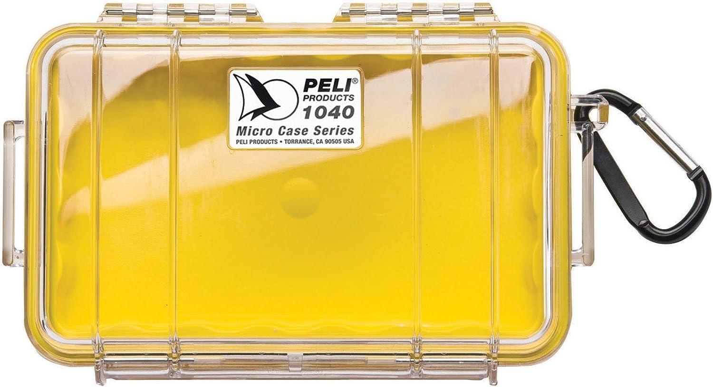 Peli 1040 Amarillo Carcasa de pl/ástico para c/ámara