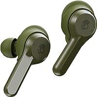 SKULLCANDY Indy True - Auriculares in-Ear inalámbricos, Color Verde Oliva