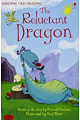 Reluctant Dragon - Level 4 (Usborne First Reading) Paperback