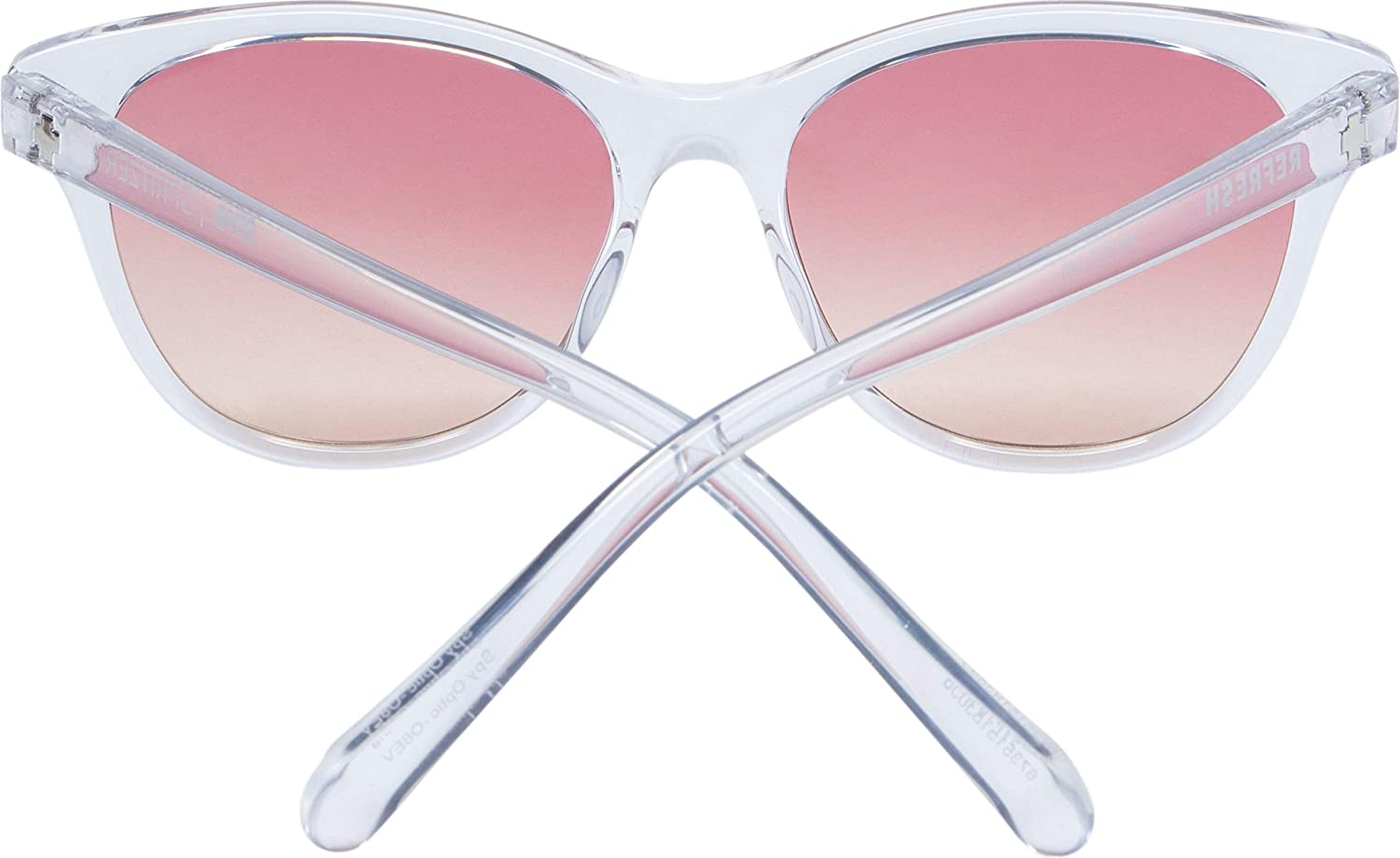 Spritzer Cat-Eye Style Sunglasses for Men and Women REFRESH Collection by SPY OPTIC A Modern Twist on Classic Style