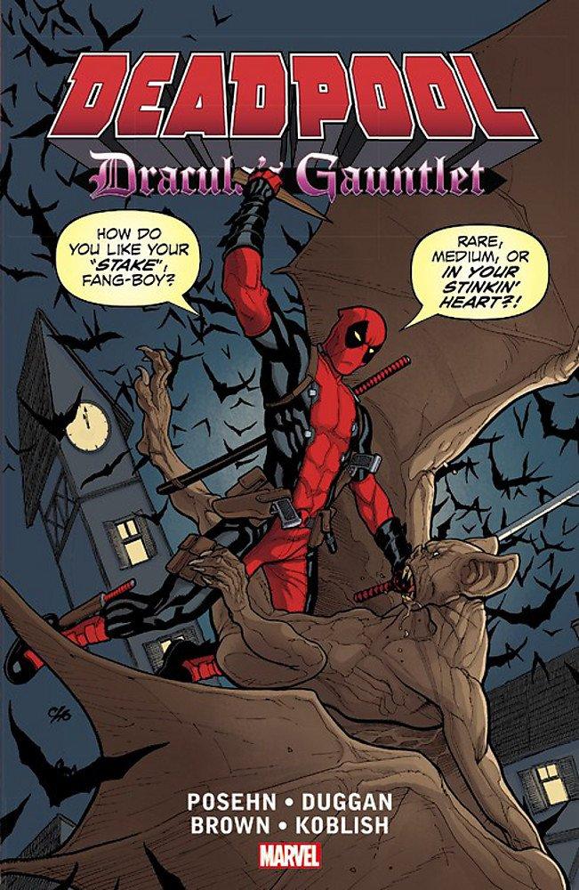 Deadpool: Dracula's Gauntlet pdf epub