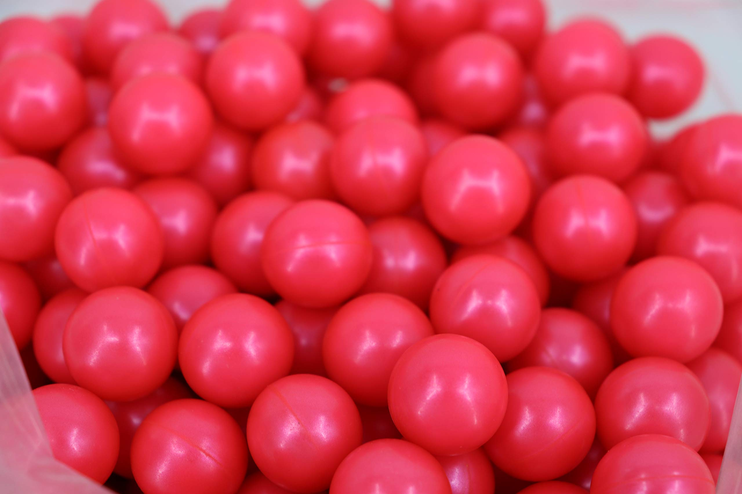 Valken Infinity Paintballs - 68cal - 2,000ct - Pink-Pink Fill by Valken