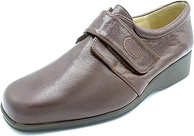 Drucker Calzapedic 1326 - Zapato de Piel anatómico - Hecho en España: Amazon.es: Zapatos y complementos