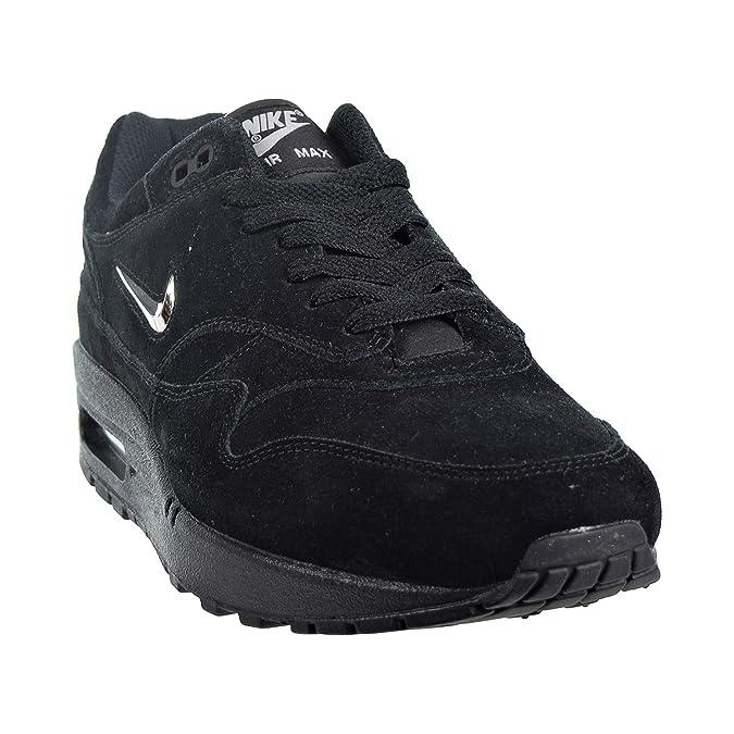 Nike Air MAX 1 Premium SC Hombres, Negro (NegroCromo), 13