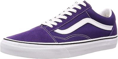 chaussure vans violet