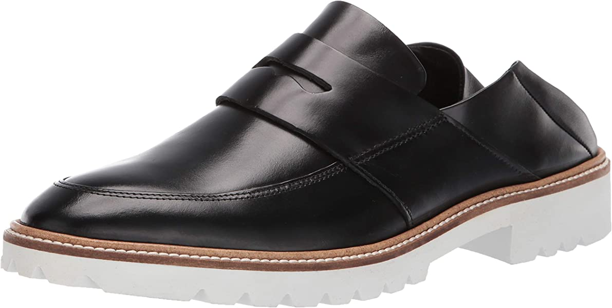 ECCO Women's Incise Tailored Loafer Flat - Amazon Mỹ | Fado vn