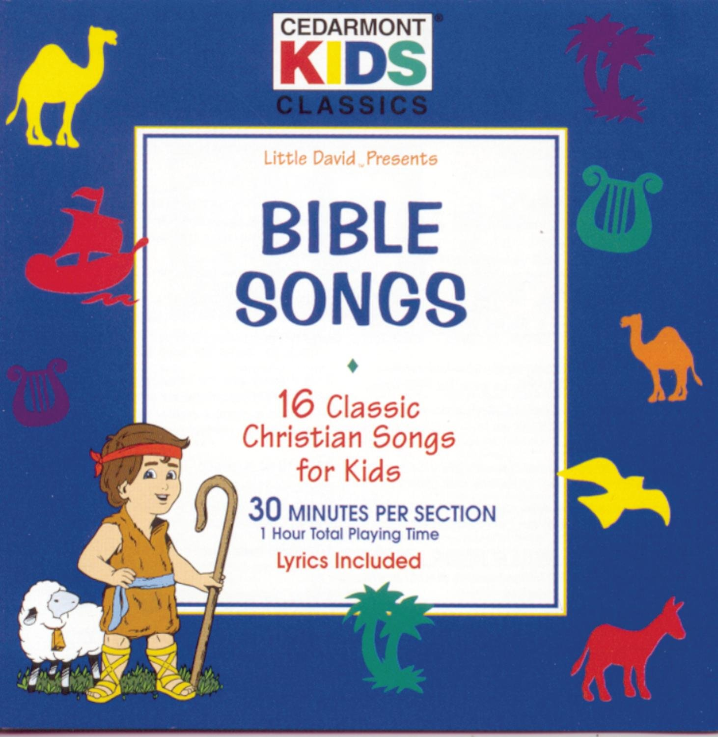 Amazon Childrens Christian CDs Vinyl