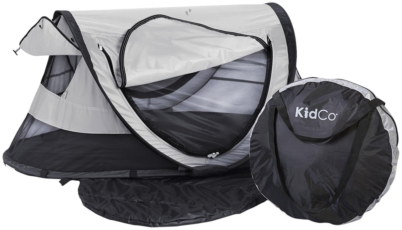 KidCo P4012 Peapod Plus Infant Travel Bed, Midnight by KidCo