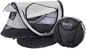 Amazon Com Kidco P4012 Peapod Plus Infant Travel Bed Midnight Baby